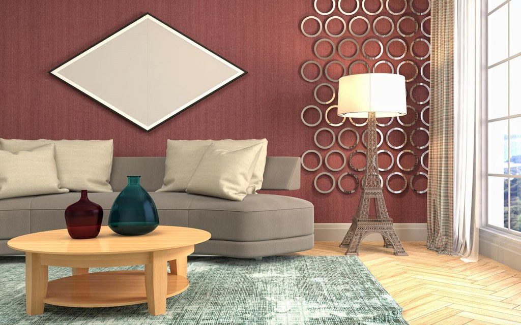 Home decorating trends for 2021: find the right balance between too much stuff and minimalism