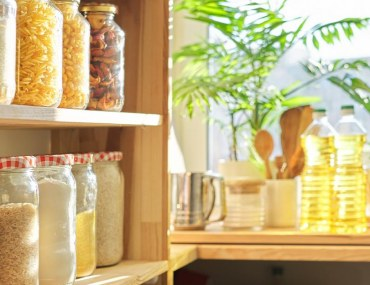 The importance of kitchen pantry in homes