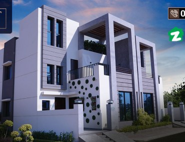 buy villas in Oasis Park Residencia Karachi