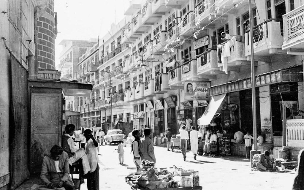 history of burns road karachi
