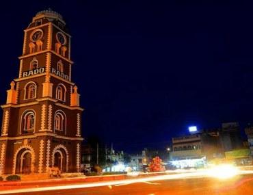 faisalabad's ghanta ghar