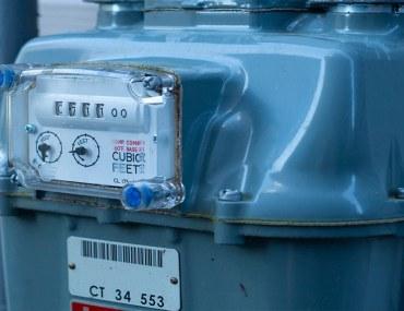 analog gas meter
