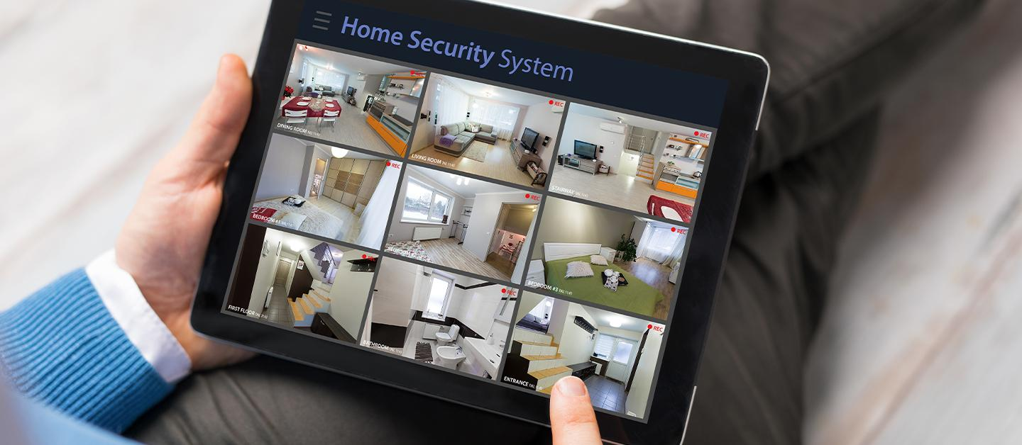 reasons to install a home security system