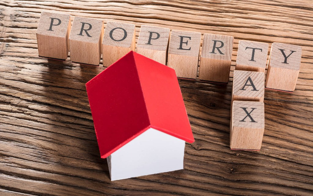 CDA property tax exemption