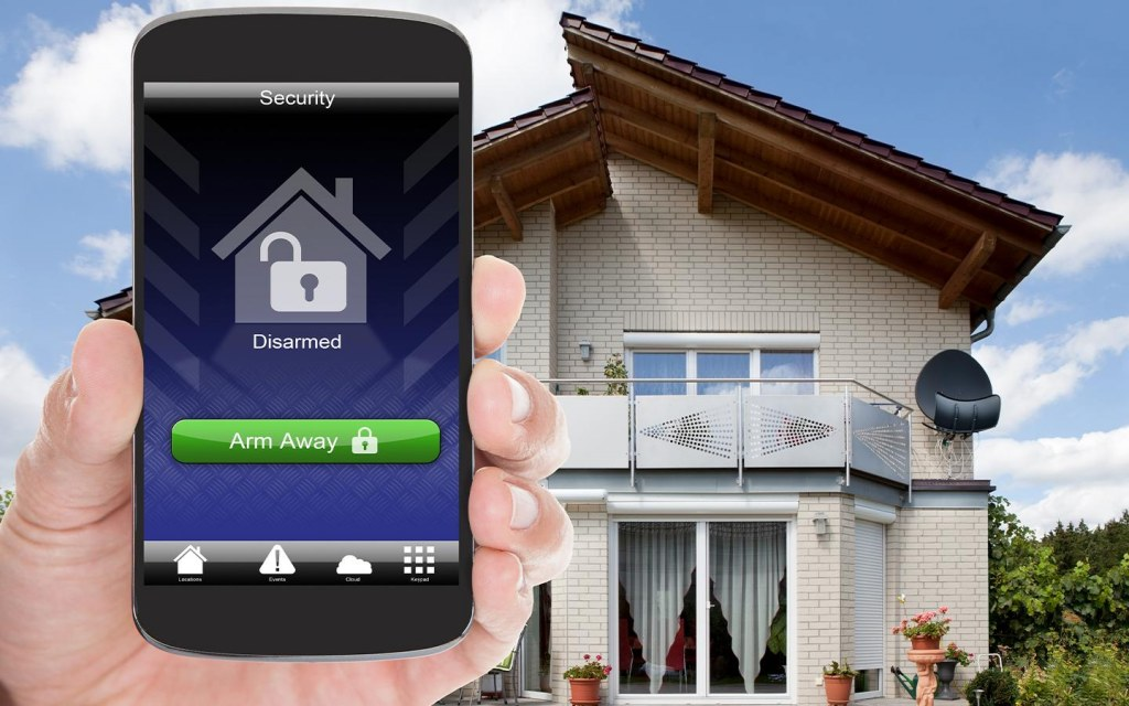 investing in a home security system