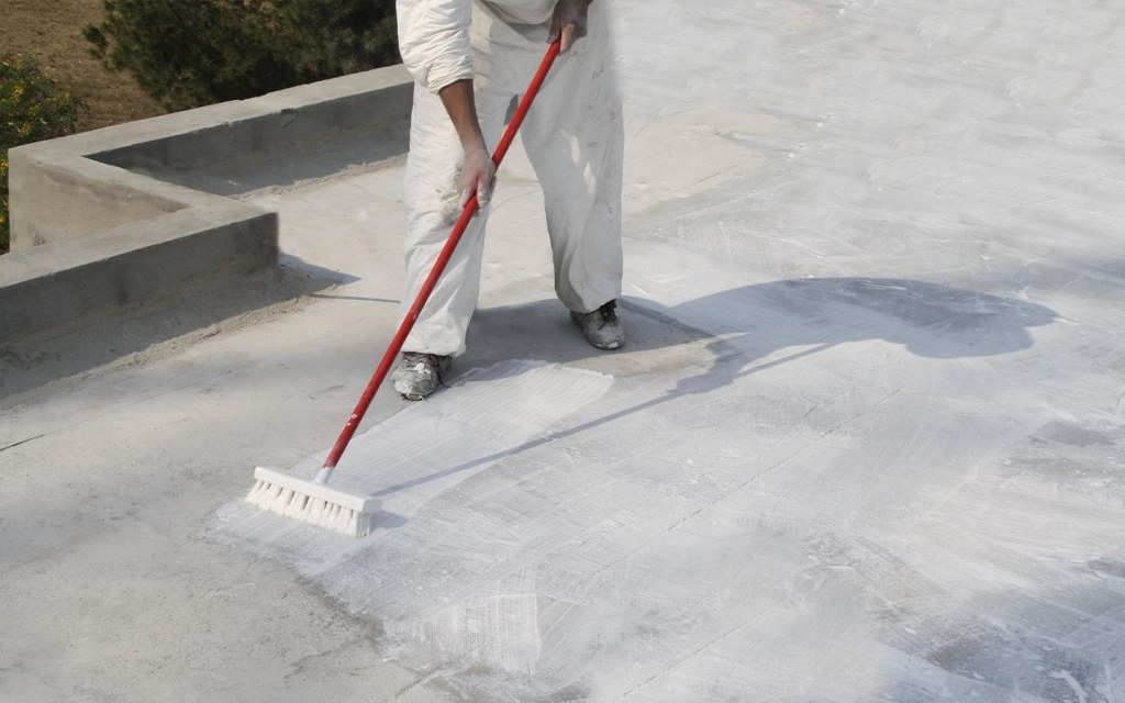 roof heat proofing services in Pakistan