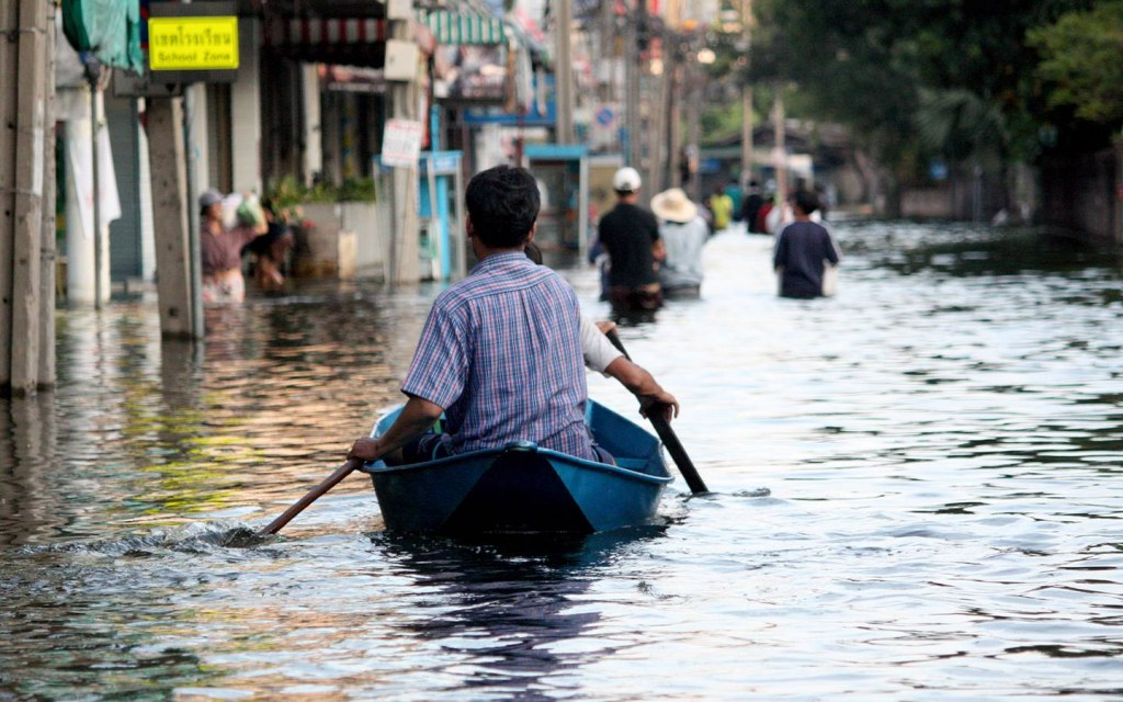 climate change is challenging cities' layout