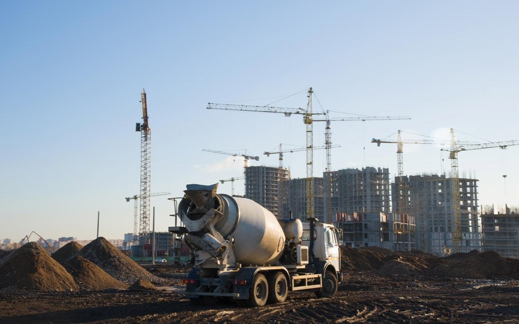 ready-mix concrete is easier to be transported