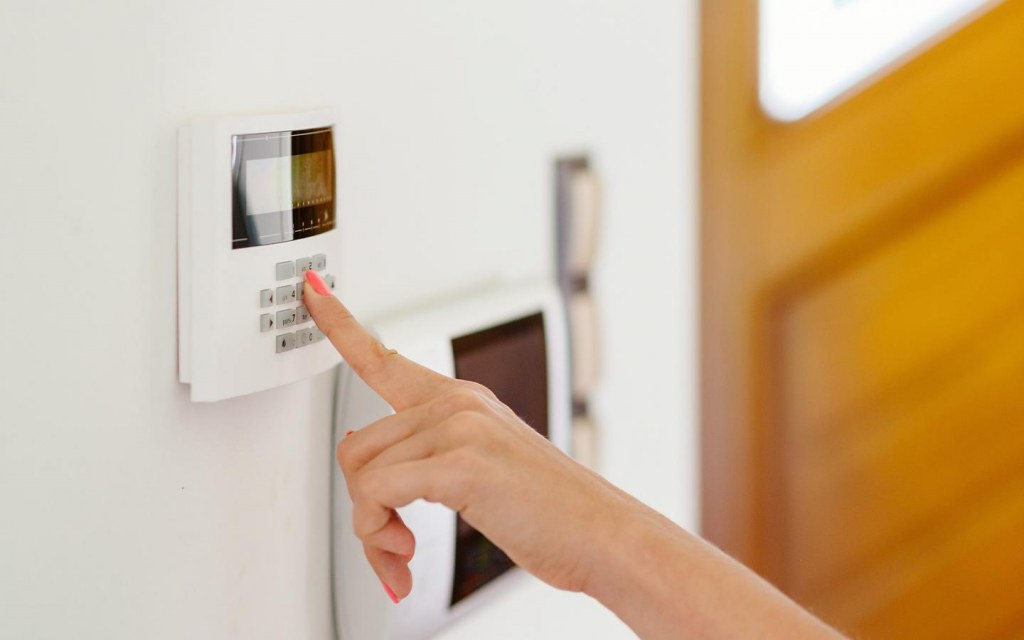 why you should install a security system