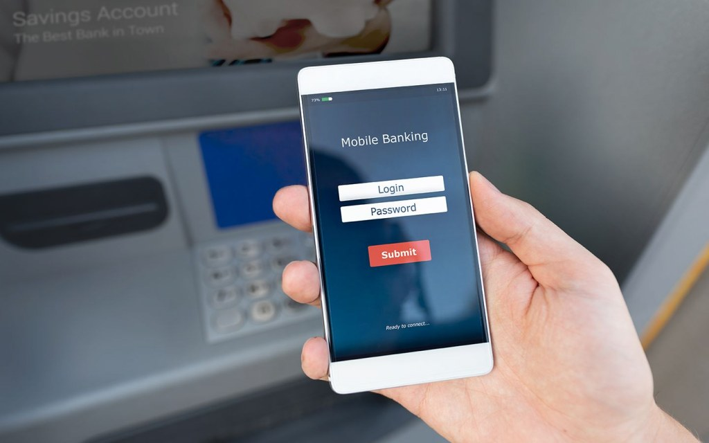 protect your online banking details