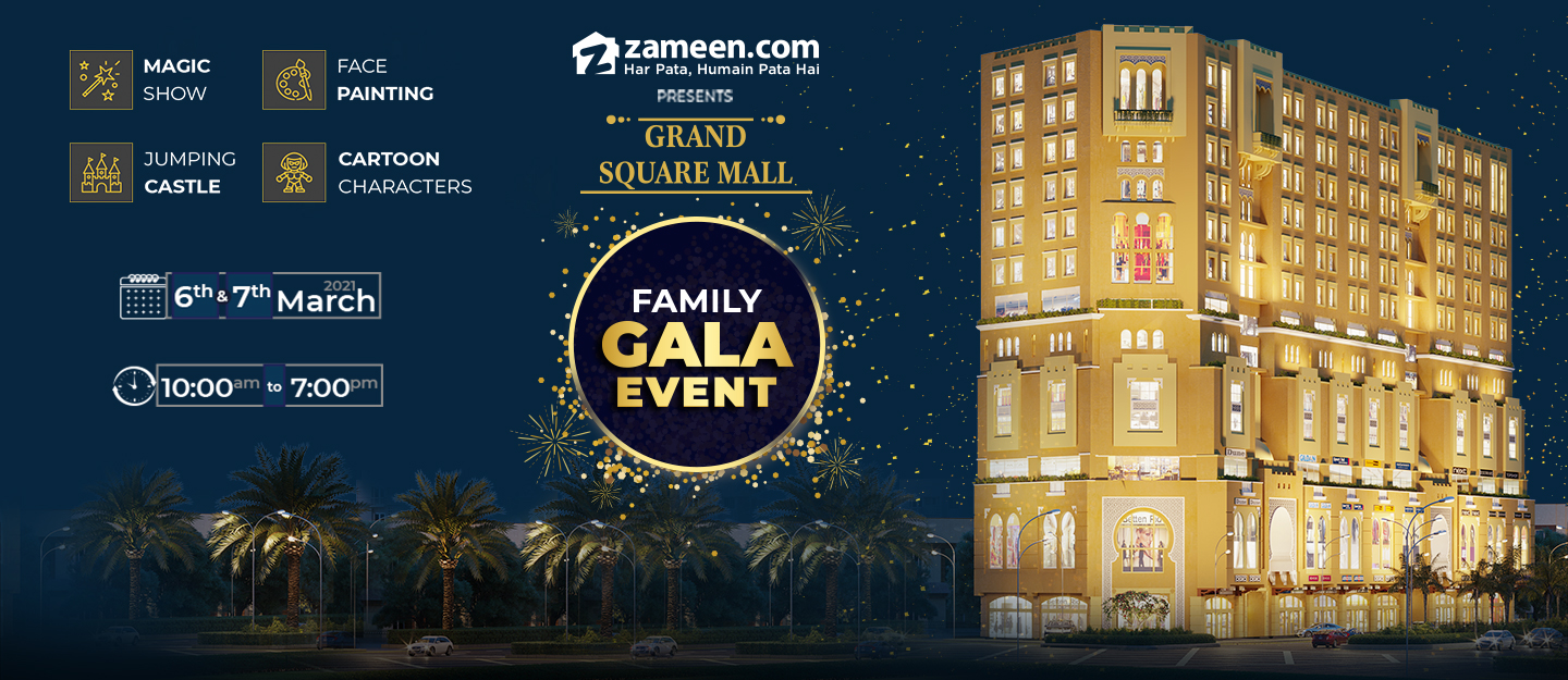 grand square mall family gala this weekend