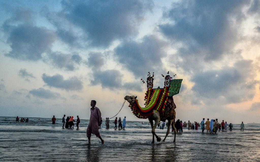 activities at sea view karachi