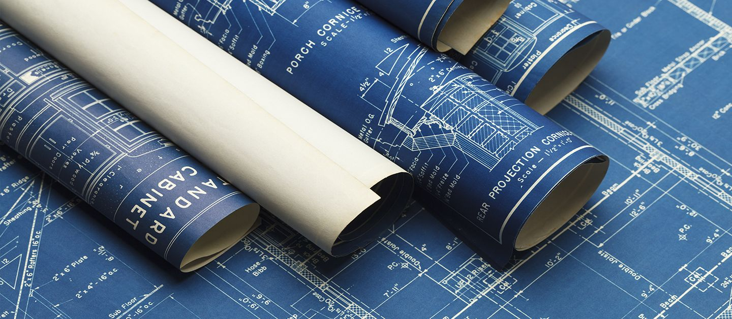 how to read construction blueprints