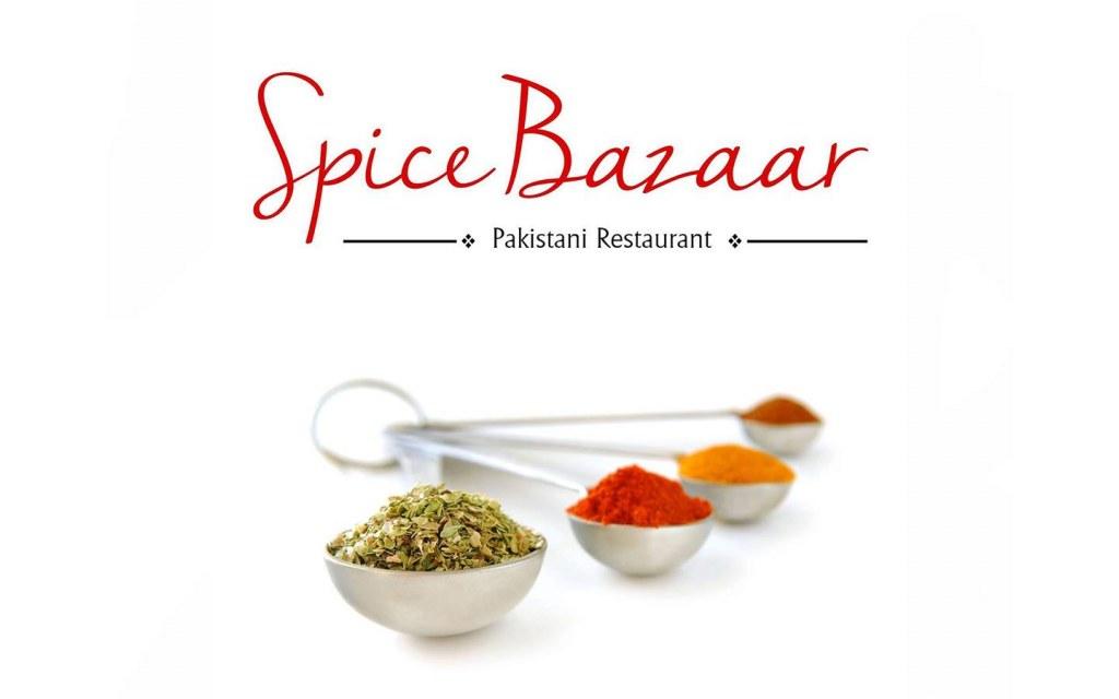 Spice Bazaar in Lahore