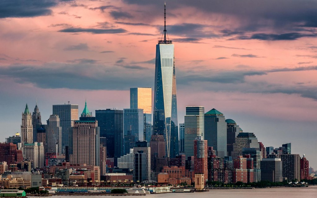 one world trade centre is USA's tallest building