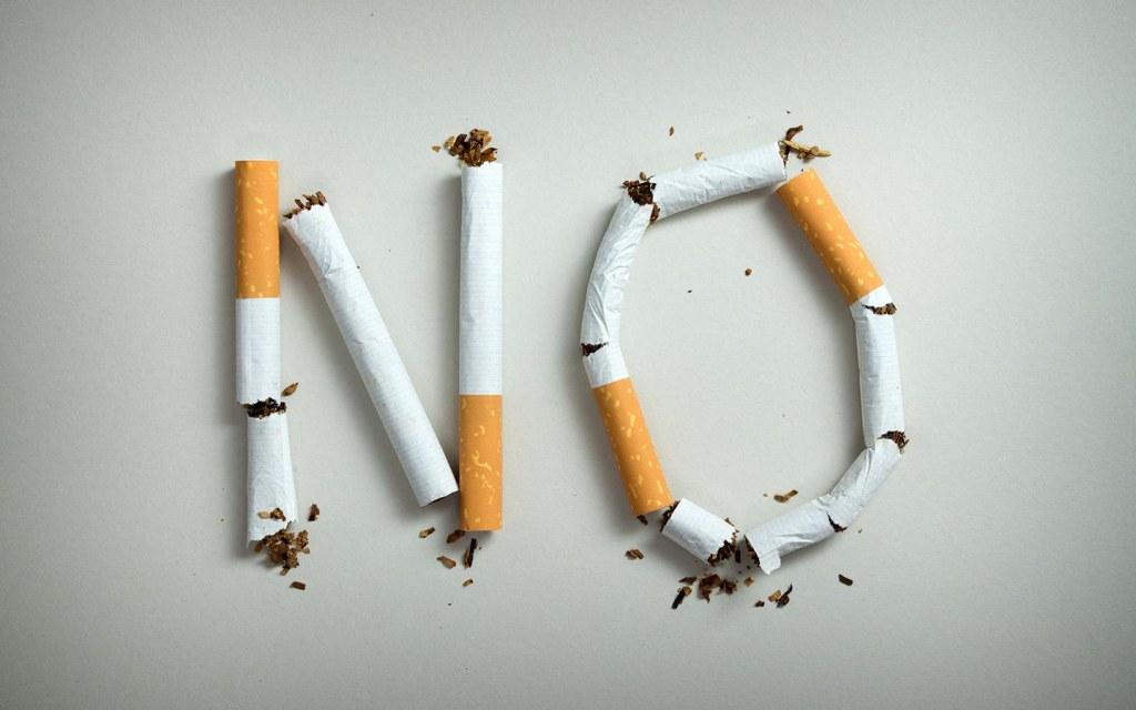 Pakistan follows strict no smoking protocols