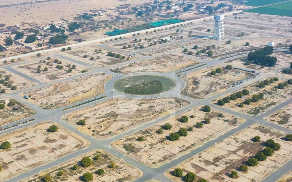 Etihad Garden in Rahim Yar Khan