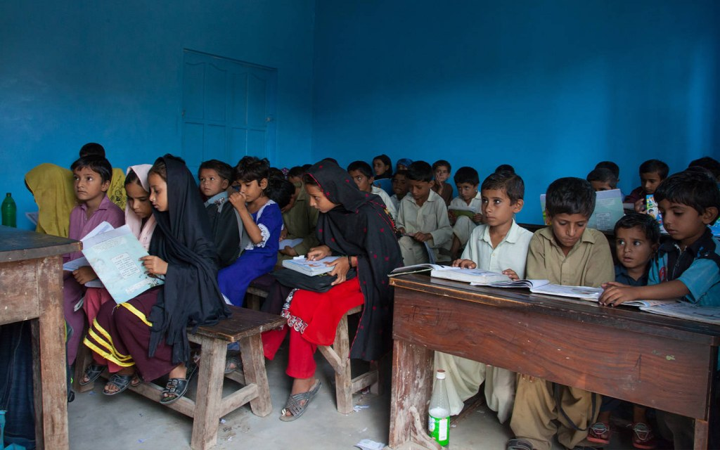 Punjab's Rehmatul-Lil Alameen Scholarship Program