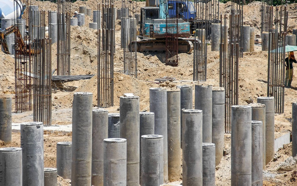 What are Deep Foundations?