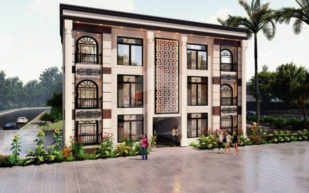 You can invest in a range of properties in Icon Valley Phase 2