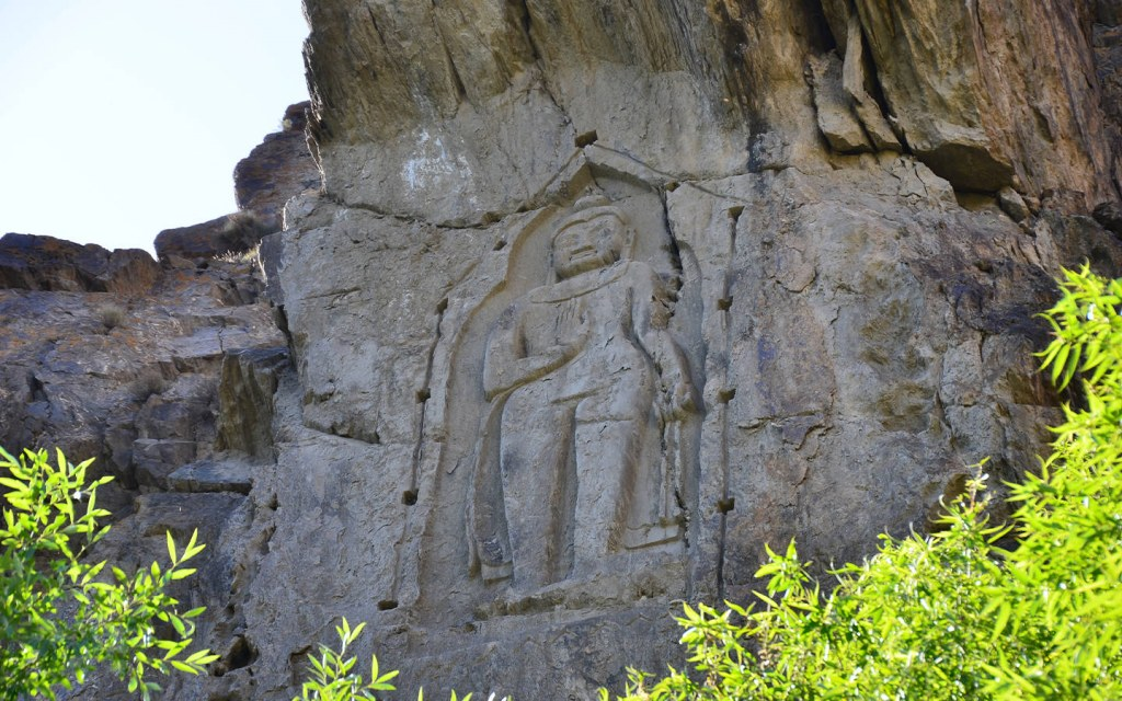 Haripur district of Khyber Pakhtunkhwa province has abundant sculptures