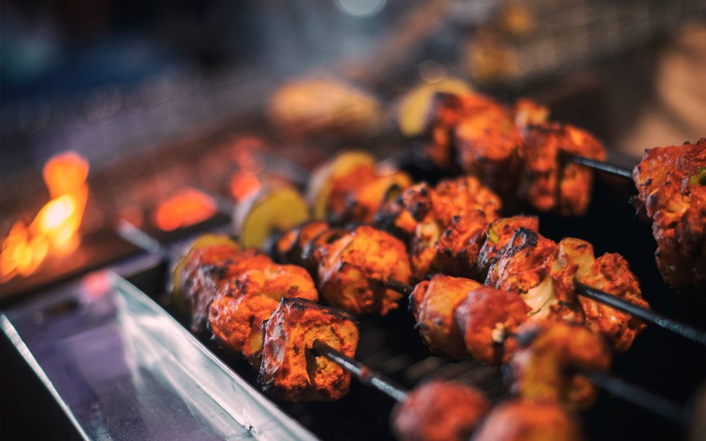 Bar BQ Tonight Ramadan platter