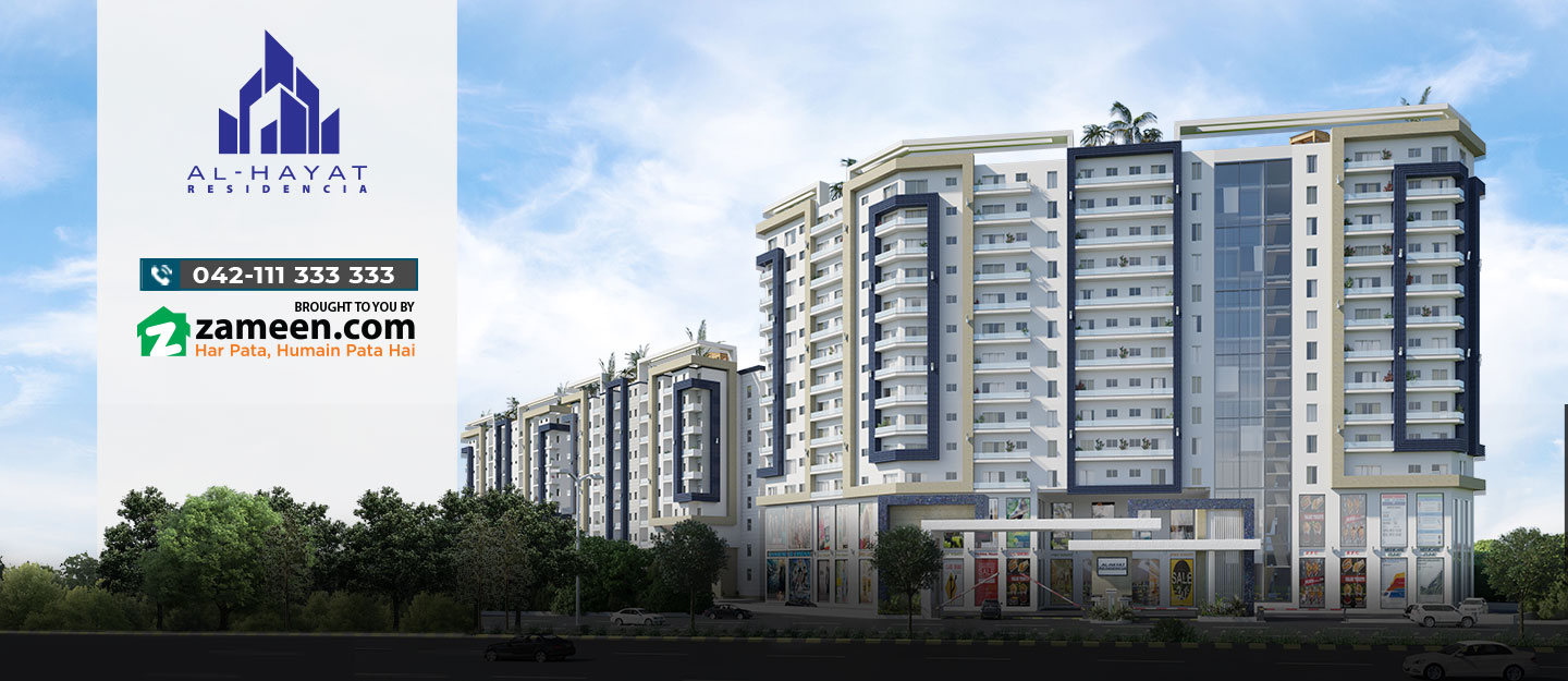 why should you invest in al hayat residencia lahore