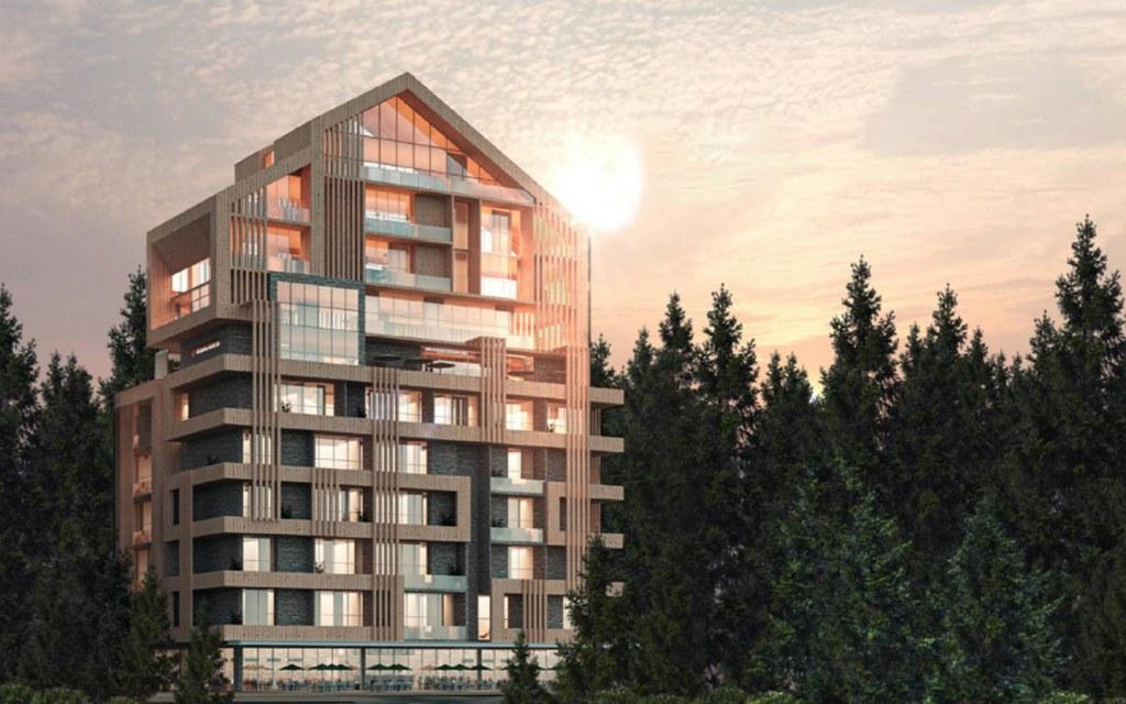 nathia gali forrest apartments