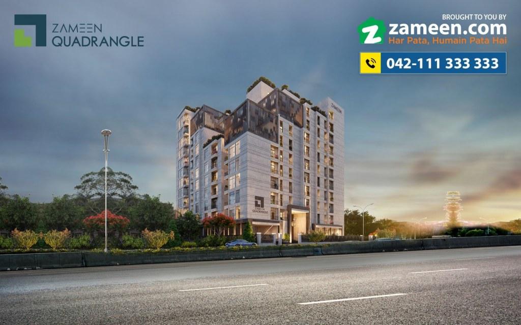 zameen quadrangle building