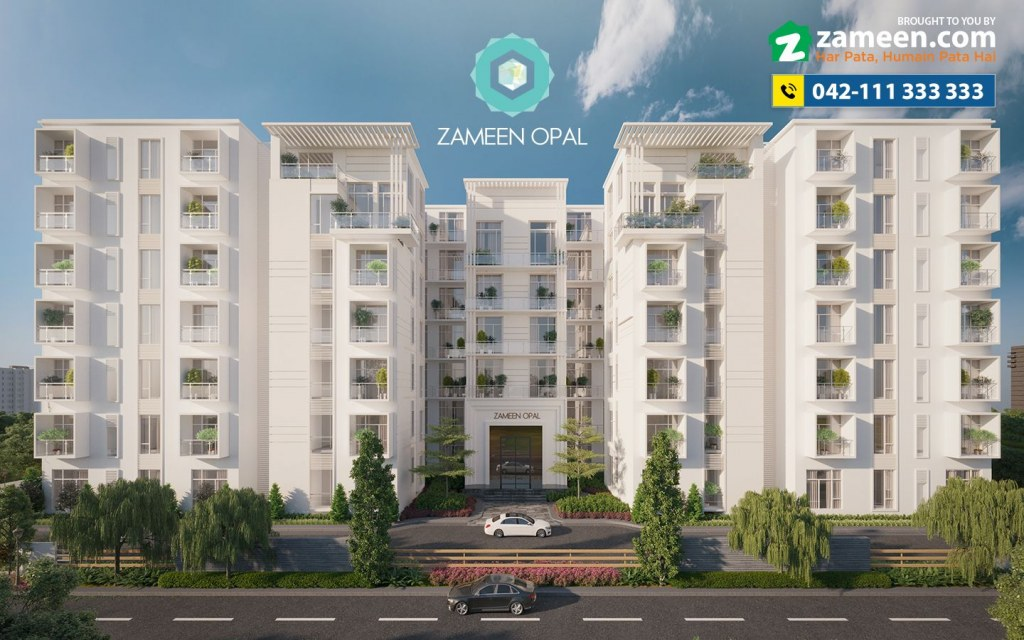 features and facilities of zameen opal