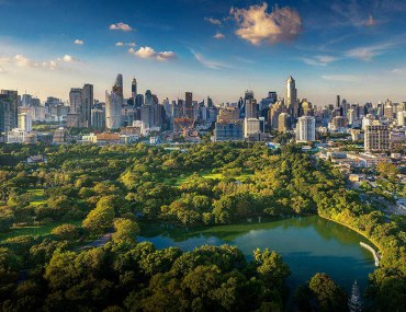 green spaces are necessary for cities