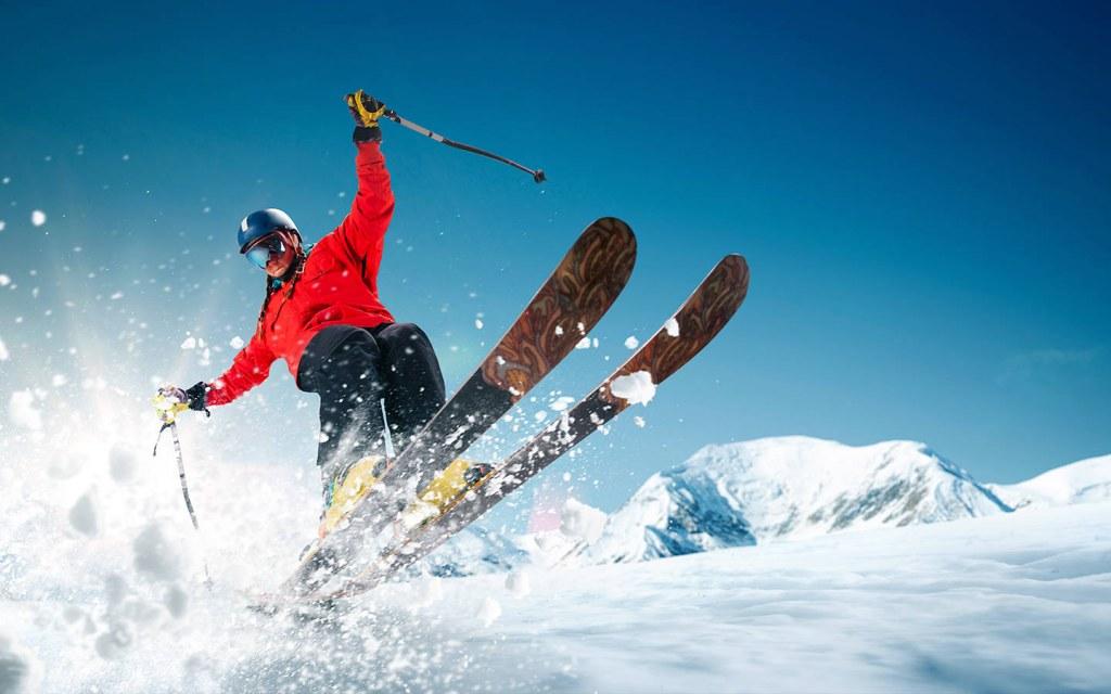 winter adventure sports