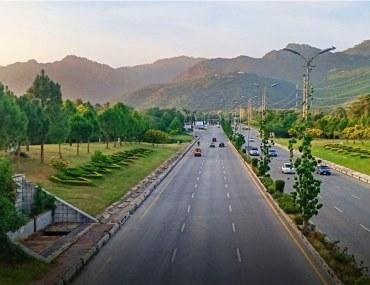popular roads in islamabad