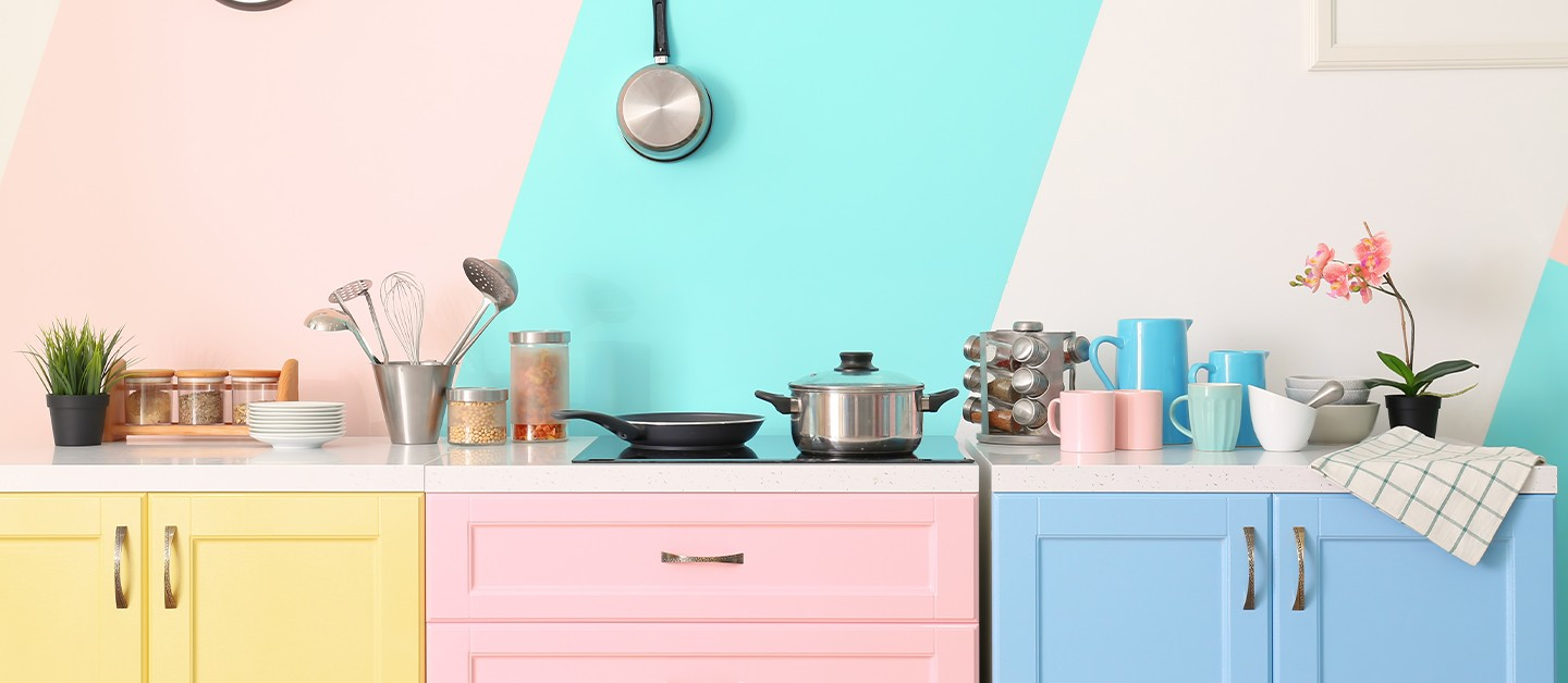 How to Pick the Right Colour Scheme for Your Kitchen