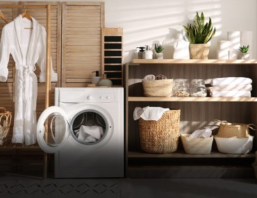 Here's how you can decide where to put your laundry room