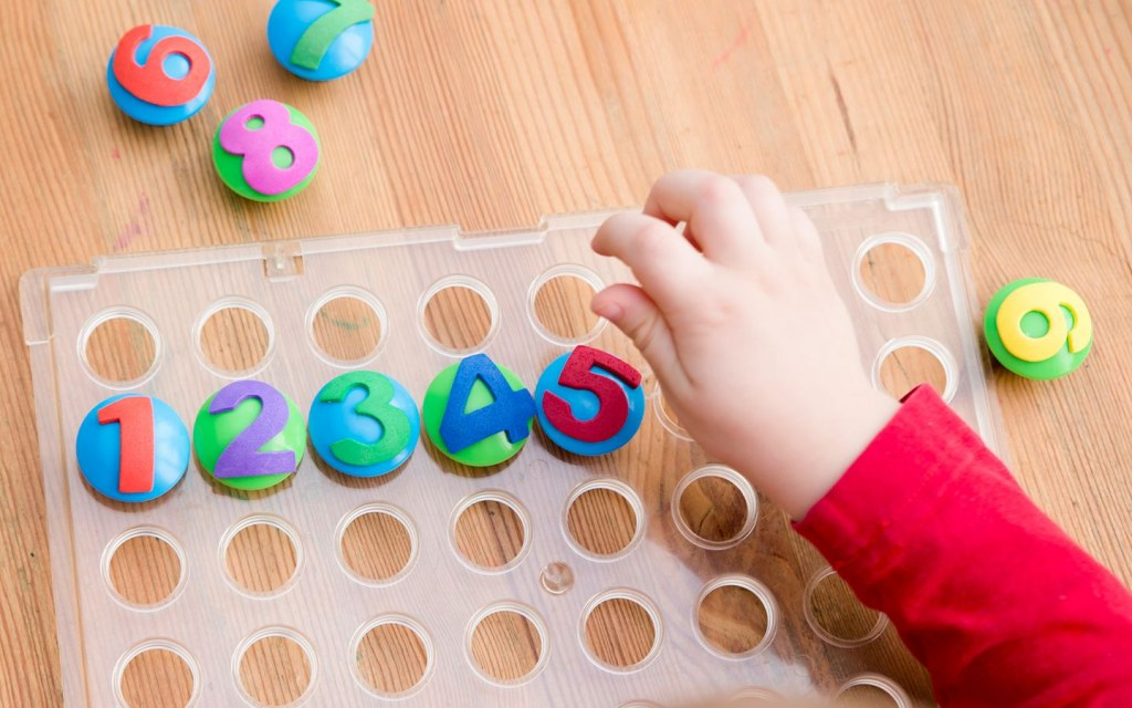 mathematical puzzles for montessori students