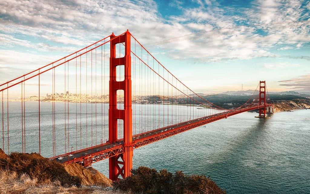 suspension bridges are among the most recognizable types of bridges