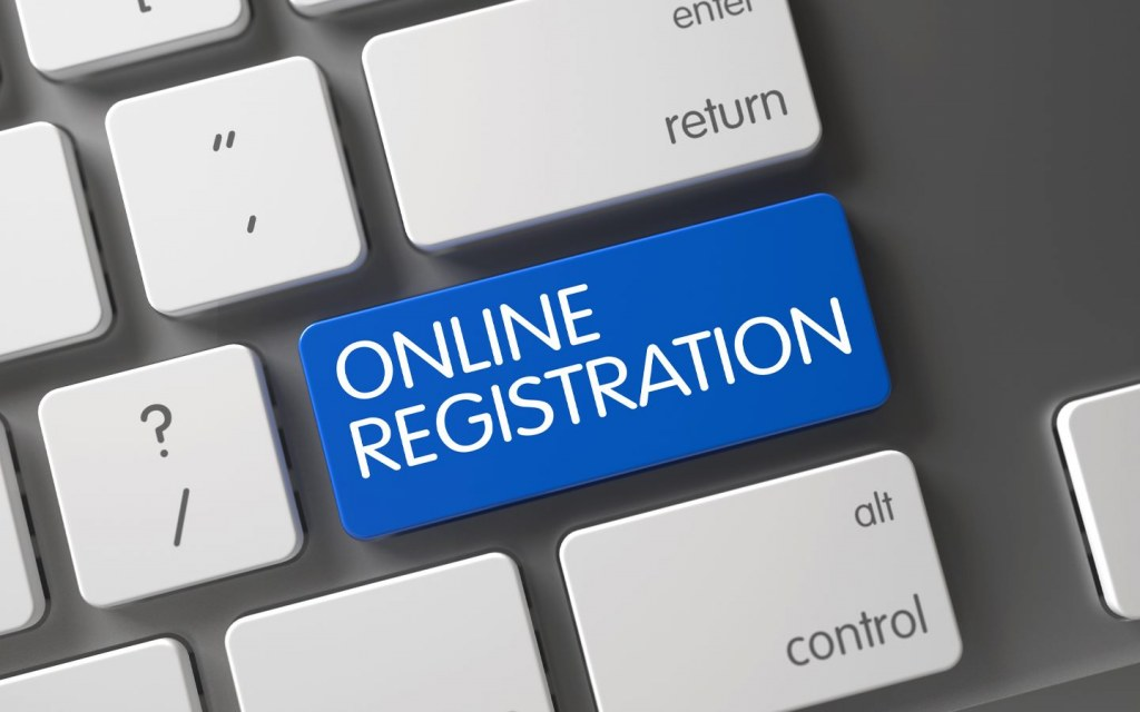 convenient online registration process of tenants