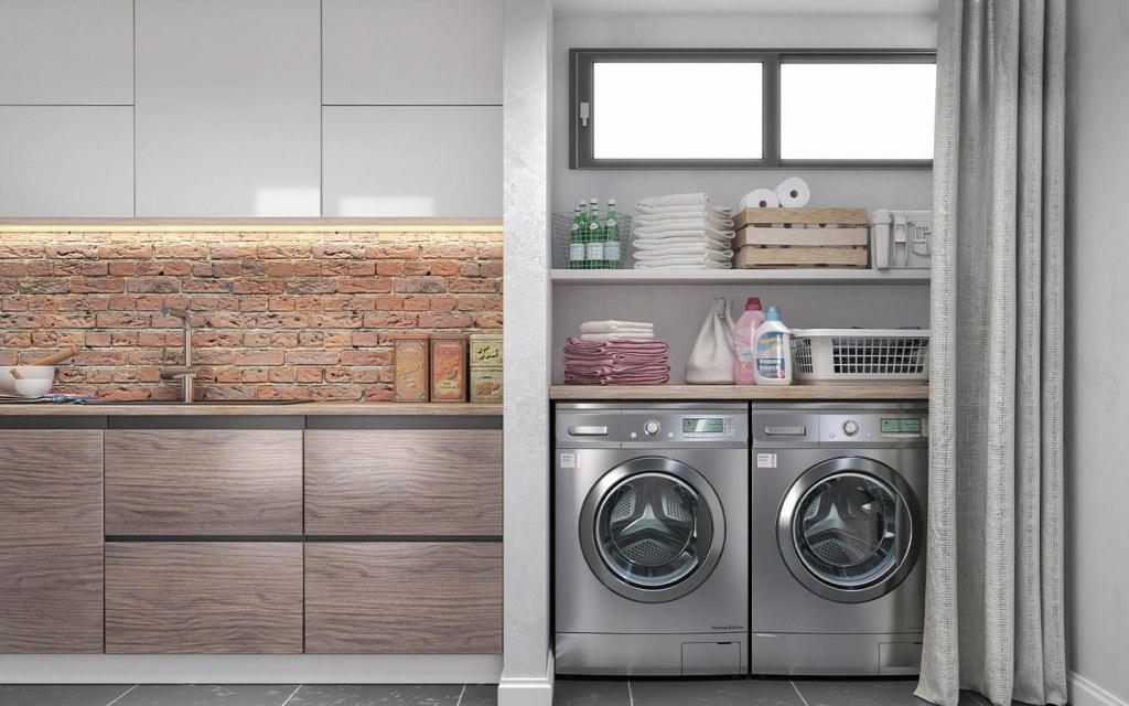 Ensure your laundry room is safe