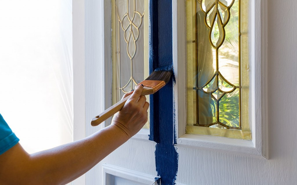 how to pick a front door colour