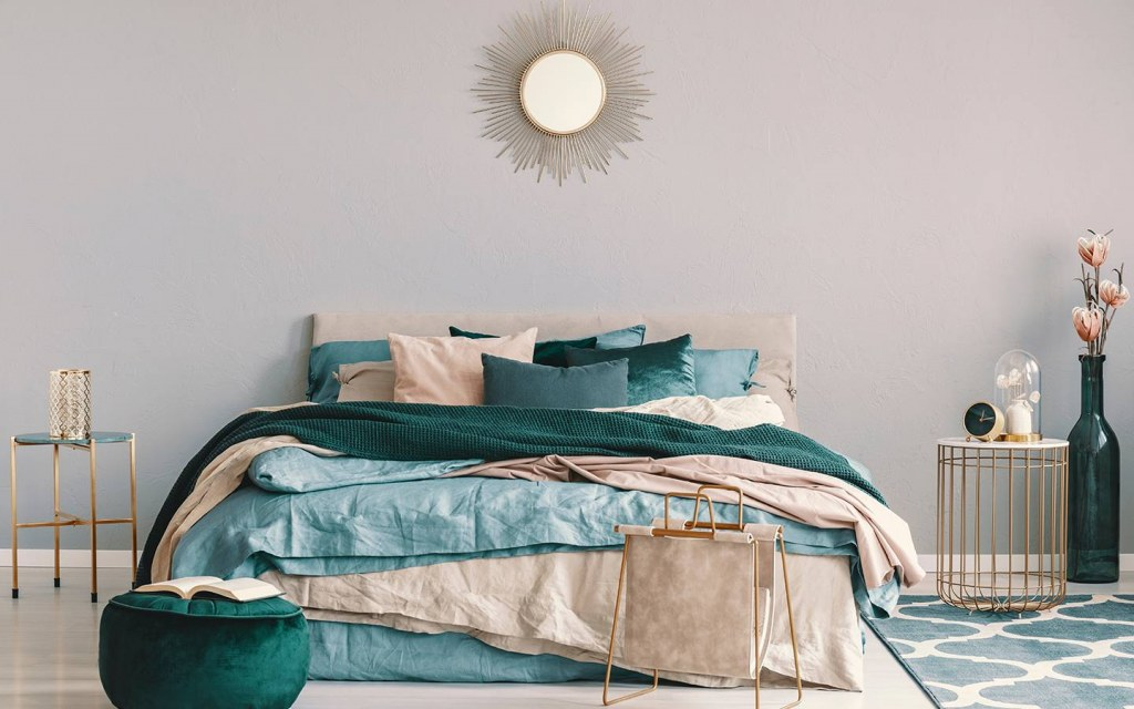 Essentials for a cozy bed