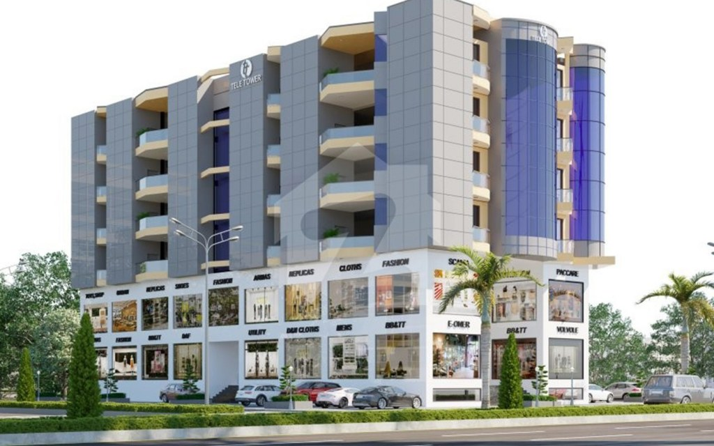 Make lucrative gains by investing in Tele Tower Lahore