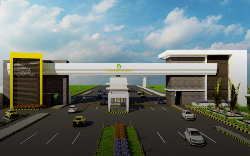 DHA Gujranwala for investment