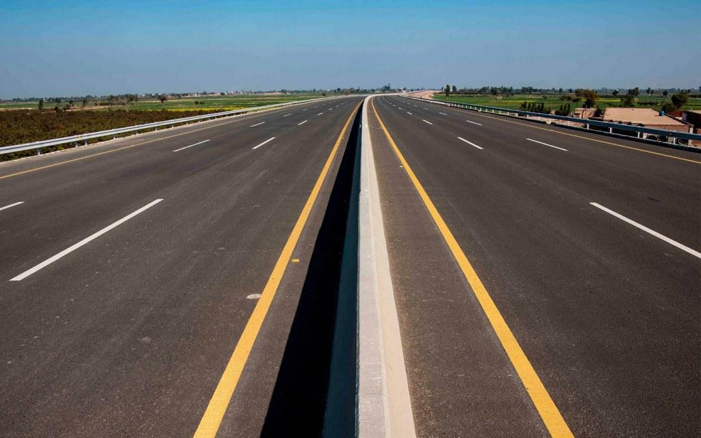 Sukkur to Hyderabad (M-6) motorway