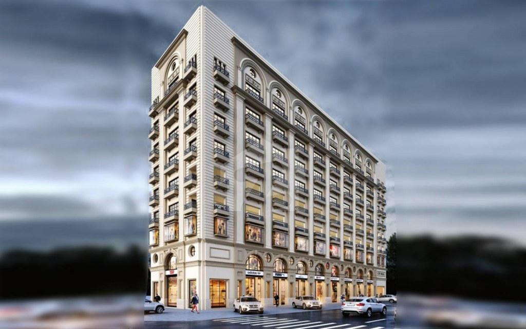 City Galleria commercial project in Gujranwala