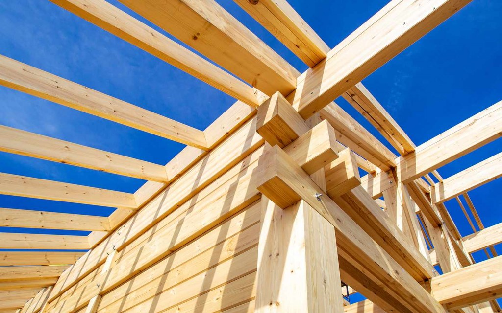 Structural Benefits of Timber