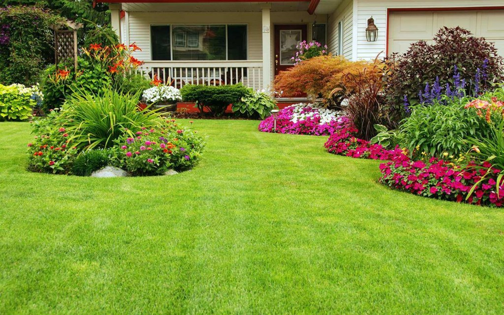 Utilize your green spaces to the maximum