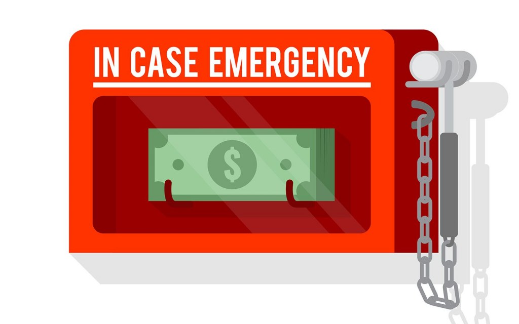 emergency funds for unforeseen expenses