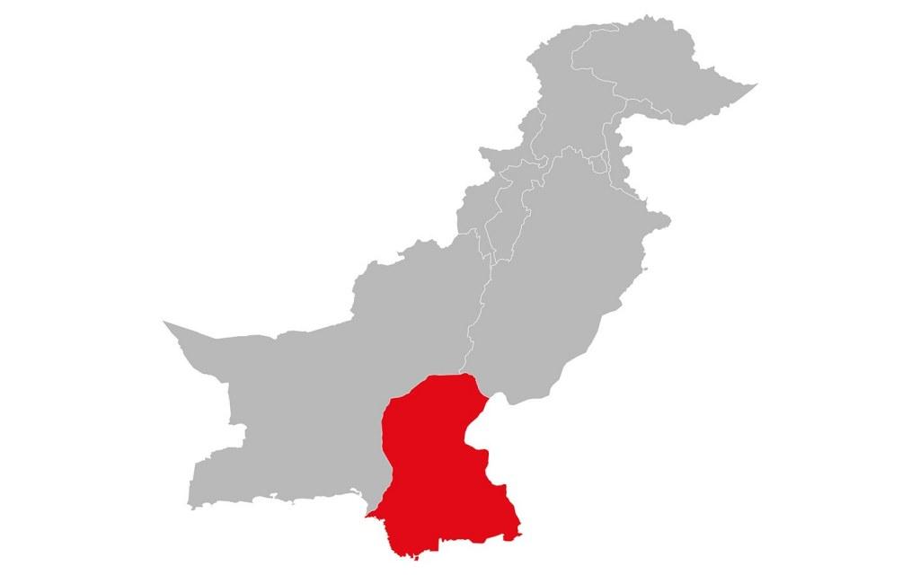 tehsils in sindh