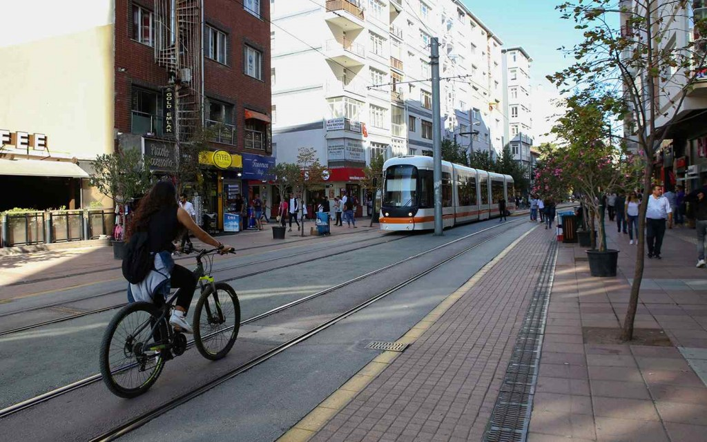 All cities should be built on a sustainable path